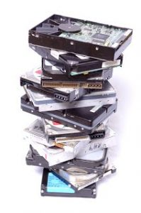 secure, reliable hard drive shredding is available in San Jose